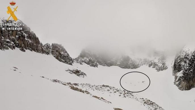 Ferida una esquiadora de vint anys atrapada per una allau a Benasc