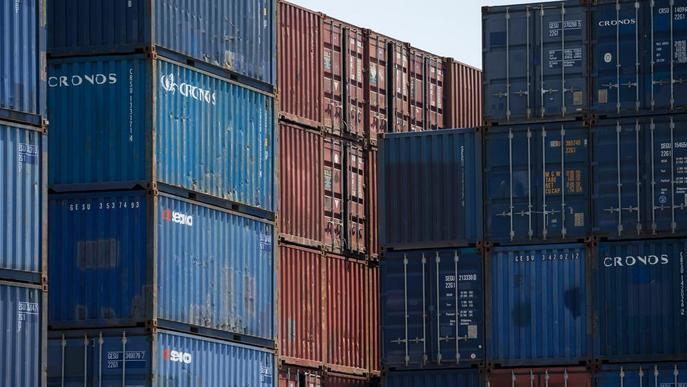Les exportacions lleidatanes cauen un 10% fins al març