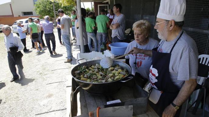 Rufea celebra la tradicional Gran Trobada de Cassoles