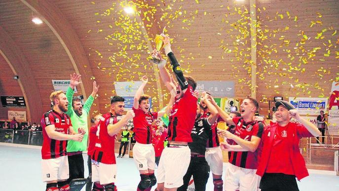 Dos lleidatans pugen a la Primera divisió suïssa