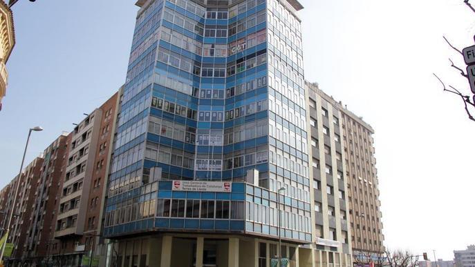 UGT se n'anirà de l'edifici dels sindicats després de l'estiu i critica l'Estat