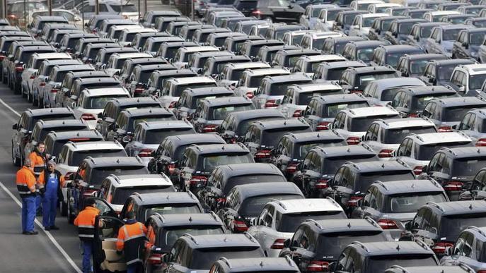 Les vendes de cotxes a empreses s'enfonsen un 31% a Lleida al maig