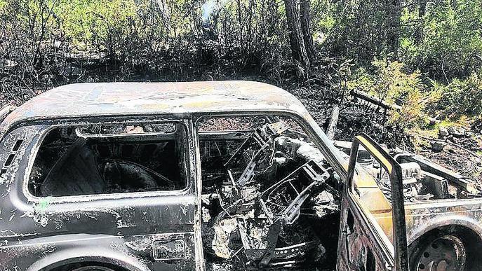 Sufoquen incendis a Almacelles, Balaguer i les Valls d'Aguilar