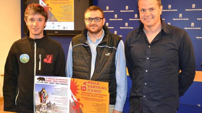 Competició contra el sol de 130 atletes al Sobirà