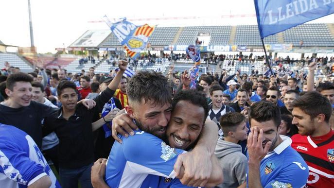 Molo entrenarà el Lleida