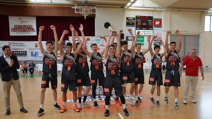 El València Basket repeteix títol a Bellpuig