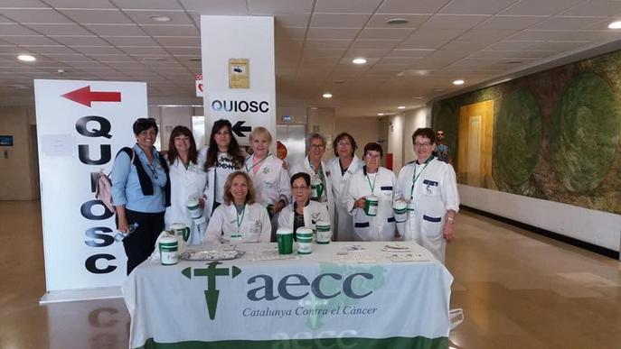 L'AECC-Lleida recapta 27.000 euros contra el càncer