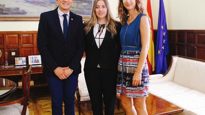 Relleu d'advocades de l'Estat a Lleida