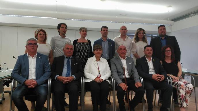 Independents i JxCat relleven ERC a Alcarràs