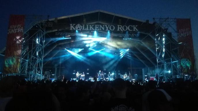 El Kalikenyo s'acomiada davant de 4.000 persones