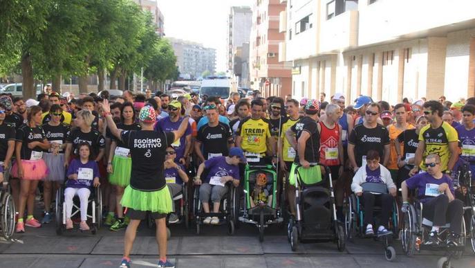 Carrera inclusiva a Balàfia