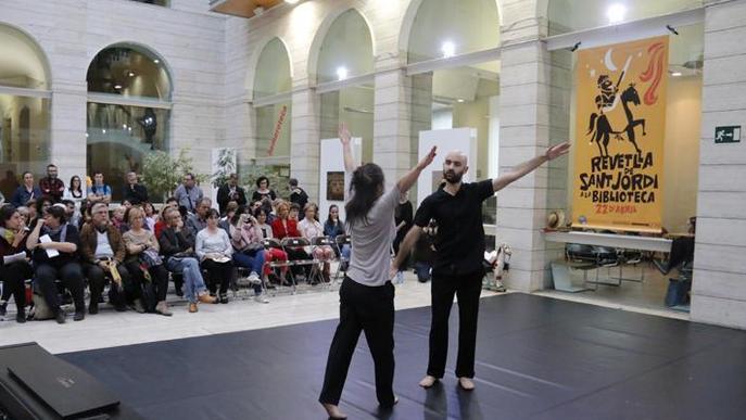 La novel·la 'Lolita' inspira dansa al Pont de Suert i Vielha