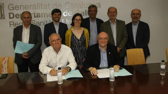 Lleida tindrà una plaça més de MIR de Psiquiatria i una altra de psicòleg