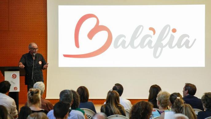 Balàfia dissenya una marca per crear identitat de barri i atreure socis