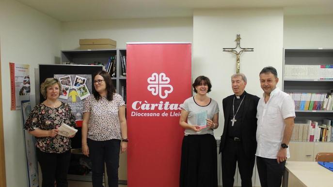 Càritas alerta que la pobresa a Lleida és més severa i està enquistada