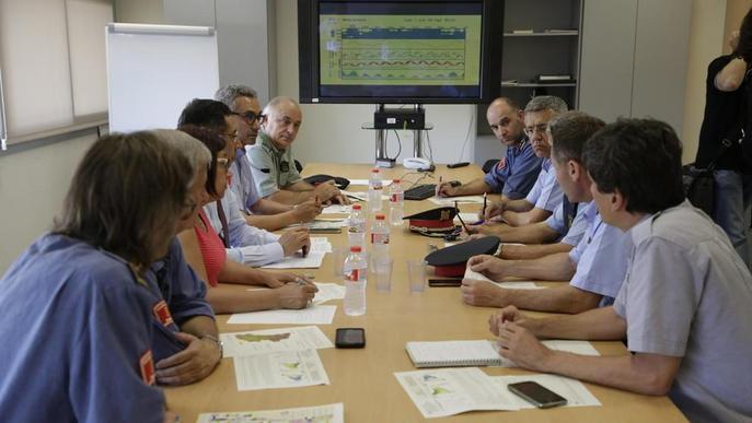 Les negligències causen el 54 per cent dels incendis forestals a Lleida