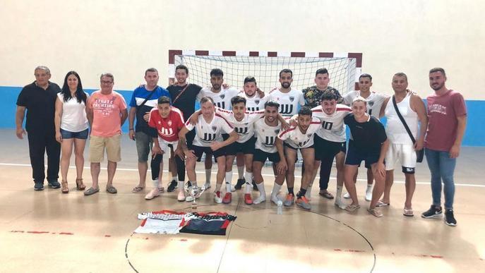 El Grup Elías de Torrefarrera guanya el torneig de Roda de Berà