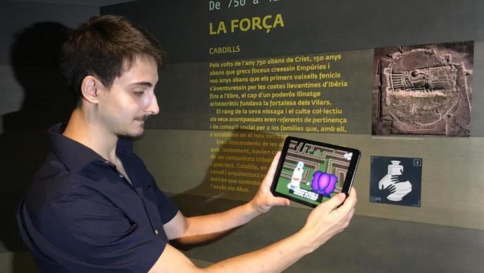Un videojoc per redescobrir les obres del Museu de Lleida