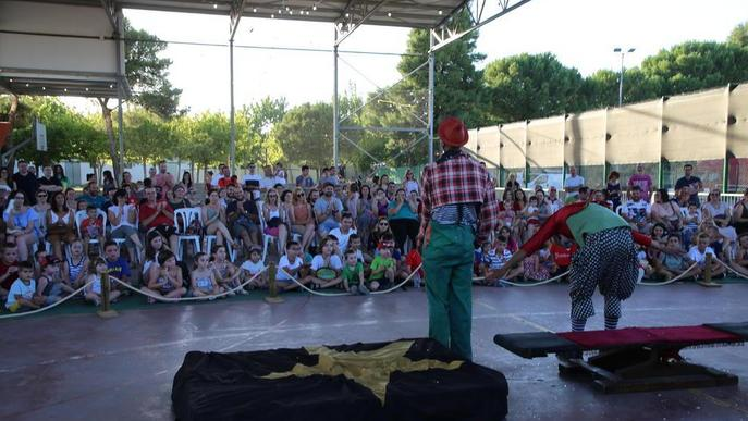 Circ Picat llueix més que mai amb èxit de públic