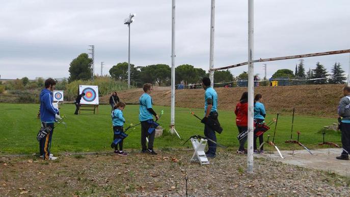 El Tir amb Arc Lleida denuncia que no té on entrenar-se