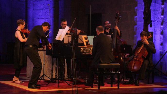 Cancel·lada la desena edició del Festival de Música Antiga dels Pirineus