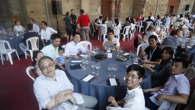 Sopar de gala de la Societat sobre Genètica Animal
