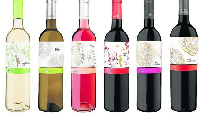 Distinció per als vuit vins de Mas Blanch i Jové