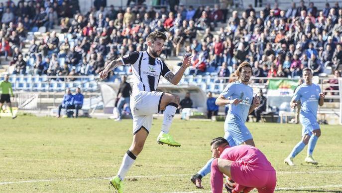 Eder Díez ja és jugador del Lleida