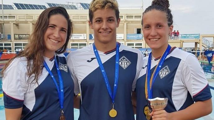 Dotze medalles més al Català