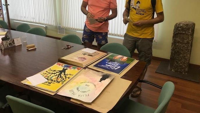 Les Borges Blanques inicia el concurs de cartells de la Festa Major 2019