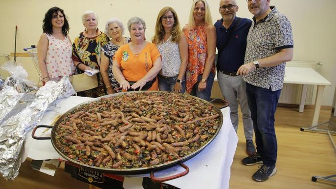 Festes de traca a la Caparrella, la Bordeta i Jaume I
