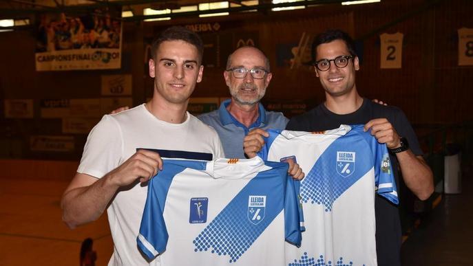 L'Igualada i dos debutants, rivals del Llista a la Lliga