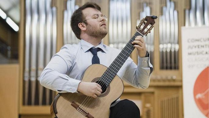Clàssics de la guitarra entre vins al festival de les Garrigues