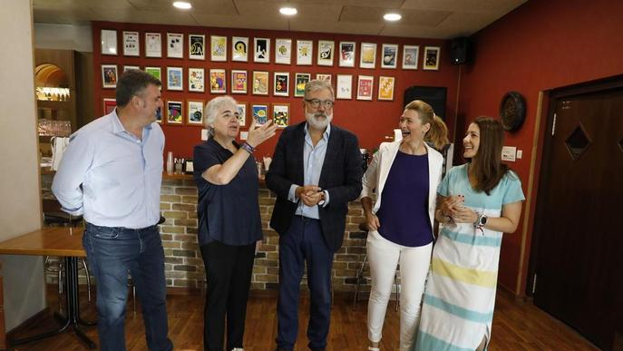 """Fèlix Larrosa anuncia un """"govern a l'ombra"""" del PSC a l'ajuntament"""