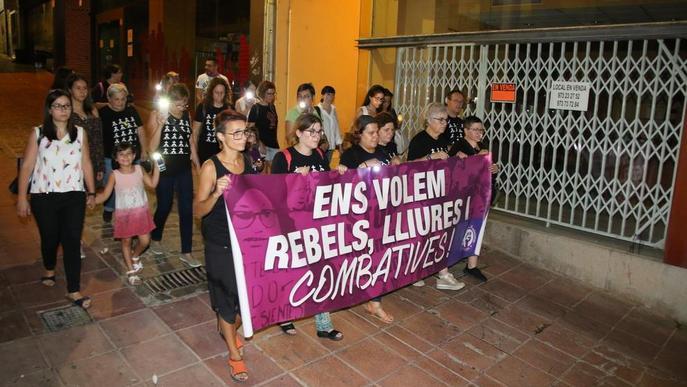 Llibertat amb allunyament per a l'agressor de l'exparella embarassada