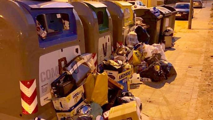 Almacelles farà la recollida porta a porta de cartró i plàstics