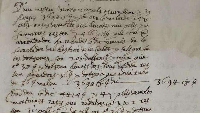 Lleida cedeix a Barcelona un llibre del XVII per a una mostra sobre el ginebre