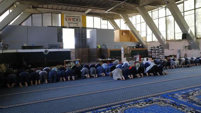 Els musulmans resaran el setembre i l'octubre en un solar municipal al costat de la Fira