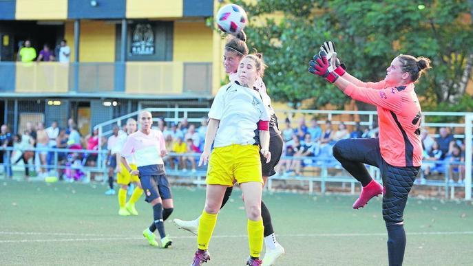 Derrota honrosa del Pardinyes contra l'Espanyol