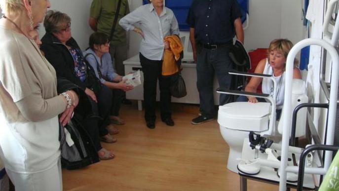 Cursos de cuidadors no professionals a l'octubre