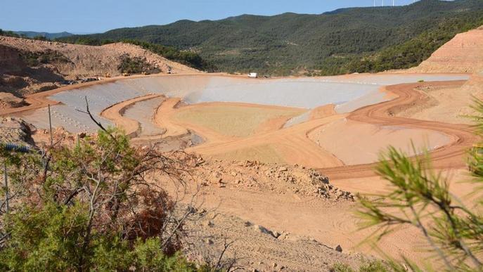 La Generalitat revisa l'autorització ambiental de l'abocador de Riba-roja