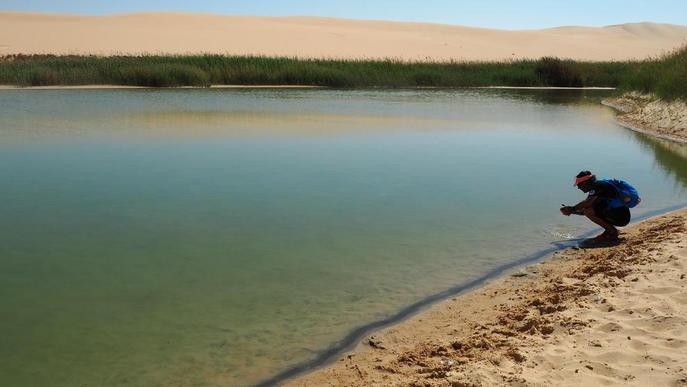 Lleida conquereix l'oasi de Siwa