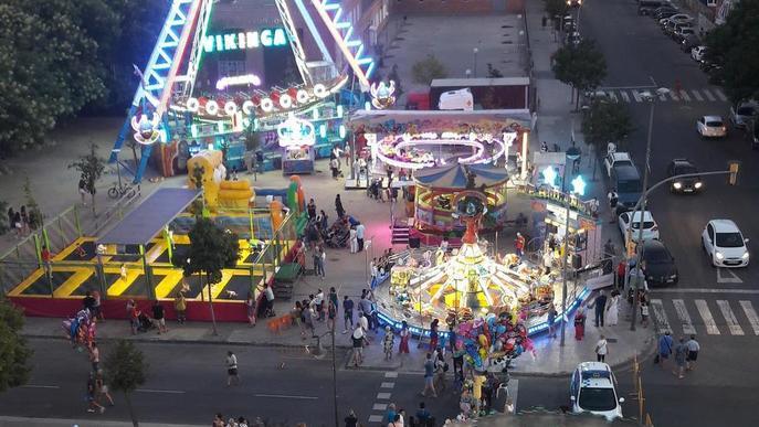 L'associació de veïns de Pardinyes planteja treure les festes del centre