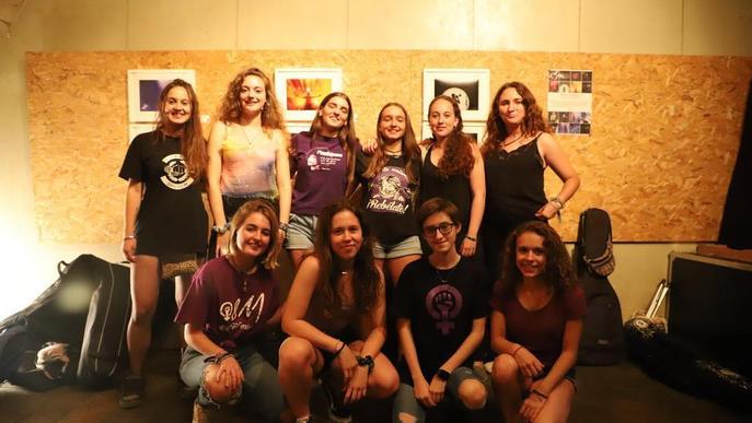 Concert feminista i solidari al Cafè del Teatre de Lleida