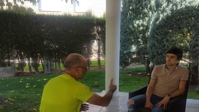 L'argentí Mauro Giuliani s'incorpora al Lleida Llista