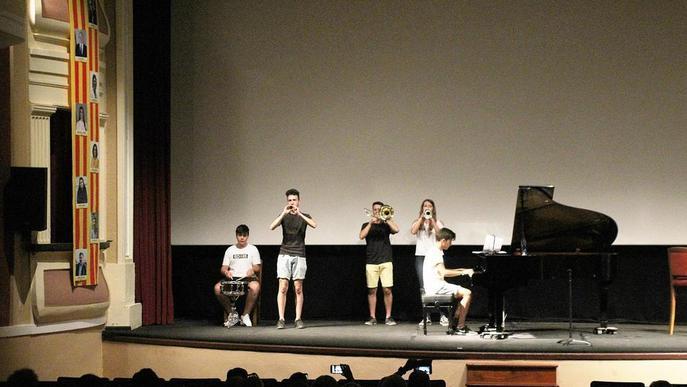 Recital solidari a Bellpuig per a Open Arms