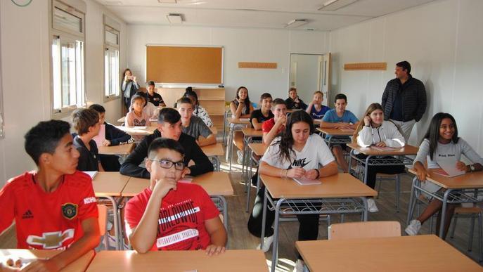 Mollerussa inaugura 'in extremis' el seu quart institut