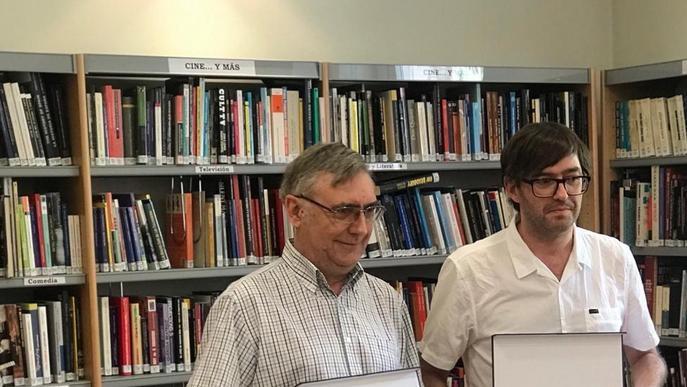 L'Acadèmia de Cine Espanyola premia un professor de la UdL