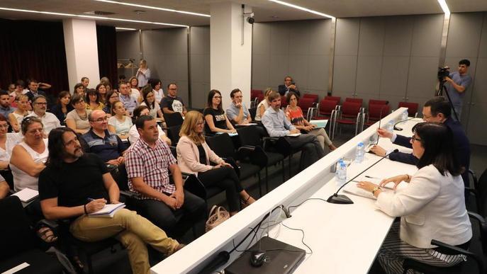 El Parlament podria aprovar a l'octubre la polèmica 'llei Aragonès'