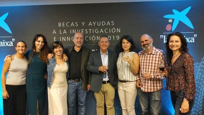 Beca d'investigació per a Lleida